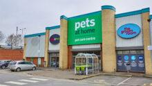 В Pets at Home покупки с самовывозом составили пятую часть всех заказов