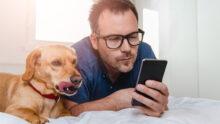 В США растёт популярность ветеринарной помощи онлайн