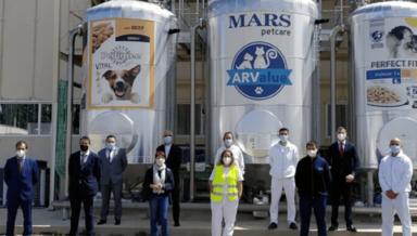 Mars инвестирует €28 млн в производство кормов в Испании