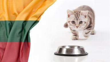 Запрет ввоза кормовых добавок и кормов для кошек и собак из Литвы
