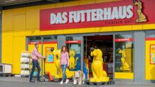 Das Futterhaus открыл четырёхсотый зоомагазин