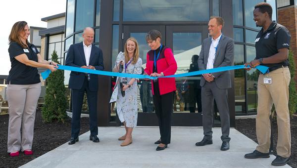 Hill's торжественно открыл исследовательский центр Small Paws