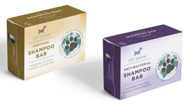 Veterinary Dermatological переходит к производству твёрдых шампуней