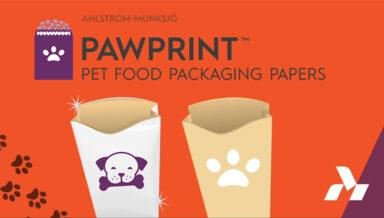 Финская компания Ahlstrom-Munksjö разработала упаковочную бумагу для кормов