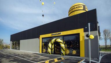 Итальянская сеть Arcaplanet открыла 15 новых магазинов