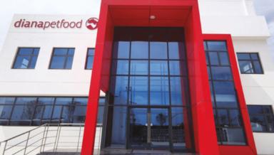 Diana Pet Food открывает новый завод в Китае
