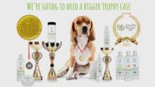 Pure and Natural Pet получила награды в трёх различных конкурсах