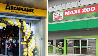 В итальянскую сеть зоомагазинов войдут 120 точек Maxi Zoo