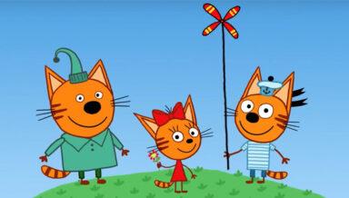 Спор о бренде «Три кота» завершился соглашением