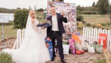 Сотрудница зоомагазина «Бетховен» попросила на свадьбу необычный подарок