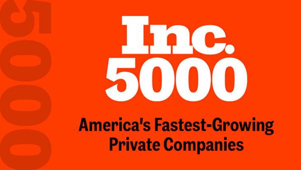 Издание Inc. Magazine опубликовало ежегодный список из 5 тысяч частных американских компаний, показавших наиболее быстрый рост