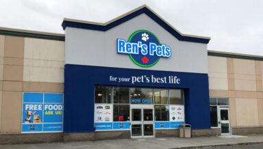 Сеть зоомагазинов из Канады Ren's Pets меняет владельца