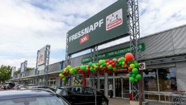 Fressnapf открыл зоомагазин формата XXL в Крефельде