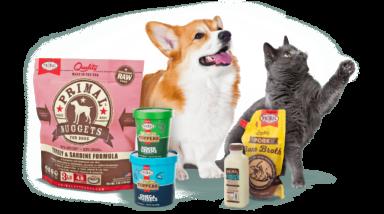 Kinderhook приобретает производителя кормов Primal Pet Foods