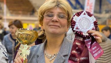 Ольга Аркадьевна Селиверстова отмечает юбилей!