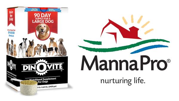 Manna Pro приобретает поставщика пищевых добавок для животных Dinovite