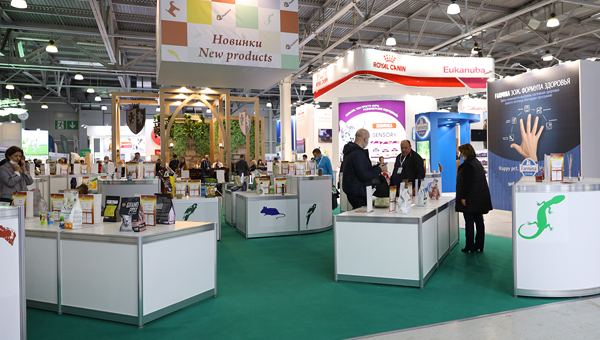 В Москве с успехом открылась выставка «ПаркЗоо - 2021»
