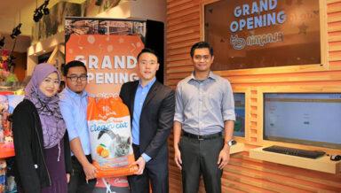 Сеть Nimanja открывает в Малайзии новые зоомагазины