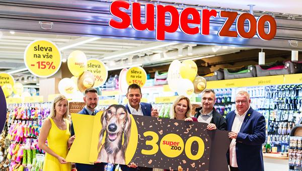 Plaček Group открывает 300-й зоомагазин