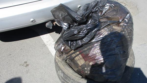 В Ростовской области задержали контрабандиста с ветеринарными препаратами. Фото пресс-службы Ростовской таможни