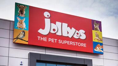 Сеть зоомагазинов Jollyes продолжает расширяться
