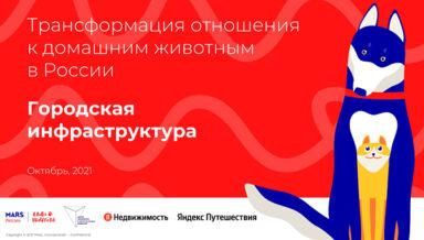 Москва становится приветливее к людям с домашними питомцами
