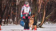 Российская спортсменка выиграла Чемпионат по Дог Пуллер 2021 года