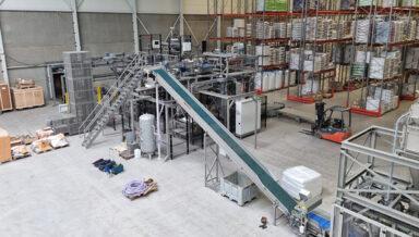 Vobra достраивает фабрику по производству кормов для животных