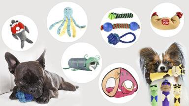 Компания «Мишель и К» значительно расширила ассортимент игрушек для животных