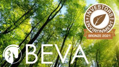 BEVA получила экологическую аккредитацию