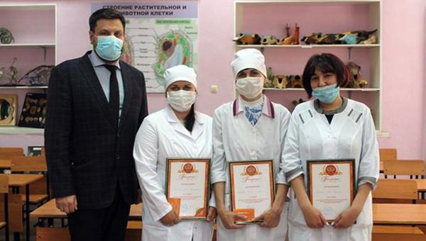 Жанна Захарова стала лучшим ветеринарным фельдшером Хакасии
