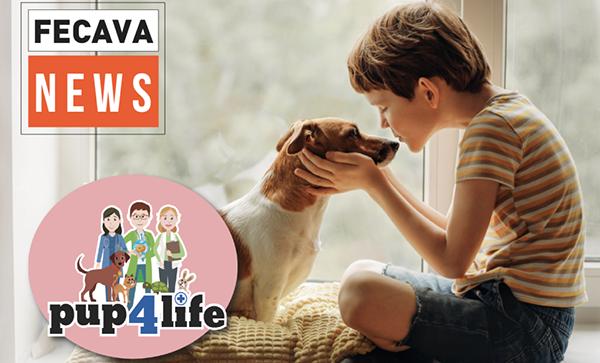 В Бельгии стартовал проект Pup4Life для будущих владельцев щенков
