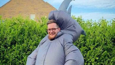 Ветврач примет участие в благотворительном забеге в костюме носорога