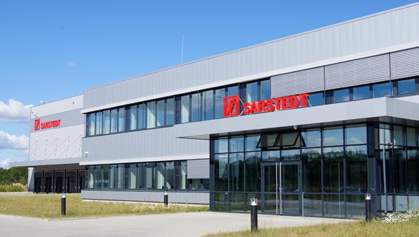 В России начал работать новый завод SARSTEDT