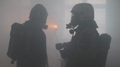 В Коми в ветеринарной лечебнице произошёл пожар
