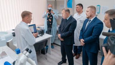 В Майкопе открылось новое структурное подразделение «Краснодарской МВЛ» – региональная лаборатория по Республике Адыгея