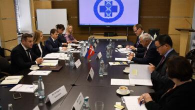 ВГНКИ и Международный центр по борьбе с антибиотикорезистентностью (ICARS) заключили соглашение о научно-техническом сотрудничестве