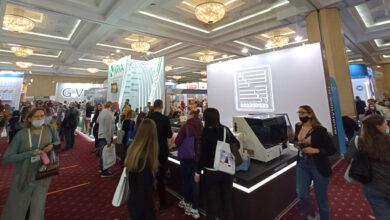 В Москве в Крокус-Экспо начала работу Национальная ветконференция NVC-2021